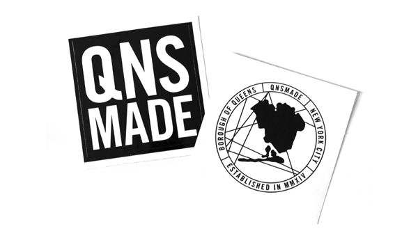 QNSMADE Stickers