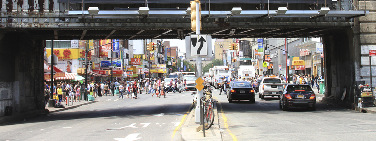 Flushing, Queens, NY Photo by
