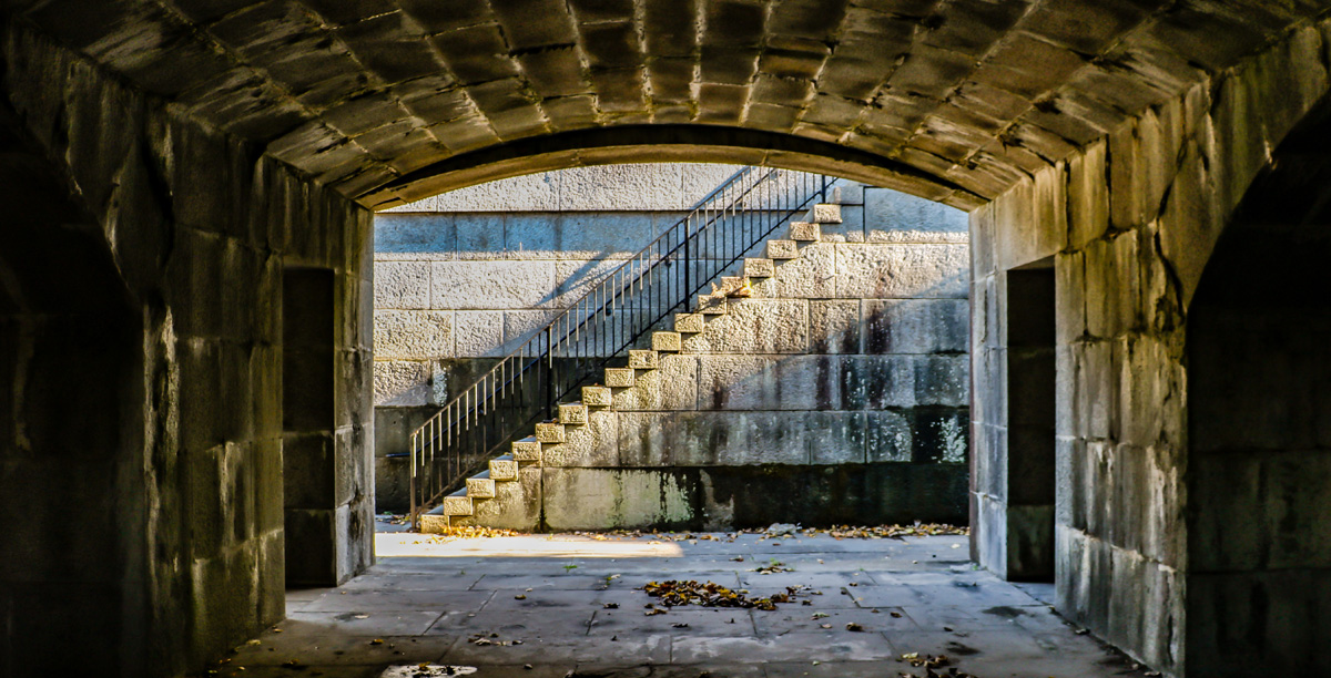 Fort Totten, Queens, NY Photo by Timothy Kearney